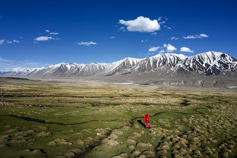 Test per panorama afgano
